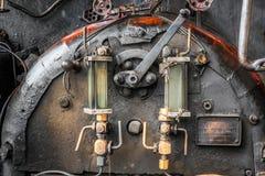 Darjeeling steam train Royalty Free Stock Image
