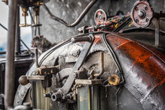 Darjeeling steam train Royalty Free Stock Photography