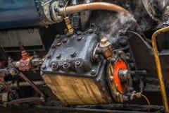 Darjeeling steam train Royalty Free Stock Photo