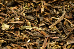 Darjeeling tea. Close up shot of Darjeeling tea Stock Photography