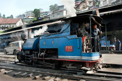 The Darjeeling Toy Train Stock Photos