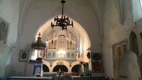 Darjiu monastery Royalty Free Stock Photo