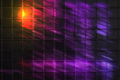 Dark abstract background Stock Photos