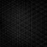 Dark abstract background with geometric elements Stock Photography