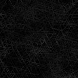 Dark abstract background with geometric elements Royalty Free Stock Images