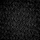 Dark abstract background with geometric elements Stock Image