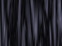 Dark abstract background with glossy wave. Vertical curves Stock Images