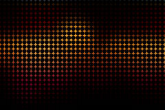 Dark abstract background. With lights royalty free illustration