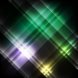 Dark abstract mosaic background Stock Photo