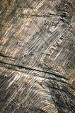 Dark abstract structures on old wood Stock Photos