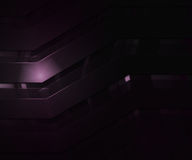 Dark Abstract Violet Backgroud Royalty Free Stock Image