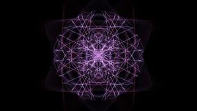 Dark abstraction of clockwork, steampunk design. Silk symmetry series stock illustration