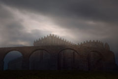 Dark ages Royalty Free Stock Images