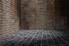 Dark alley Stock Photography