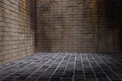 Dark alley Stock Photography