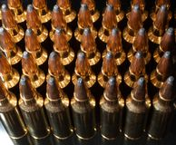 Dark Ammo Royalty Free Stock Image