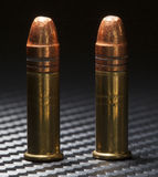 Dark ammo Stock Photography