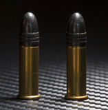 Dark ammunition Royalty Free Stock Photo