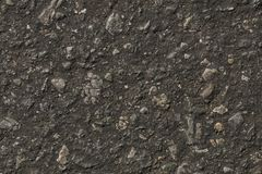 Dark asphalt texture for pattern Royalty Free Stock Photo