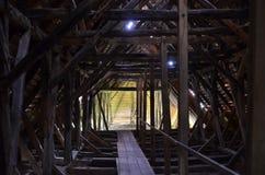 Dark attic Royalty Free Stock Images