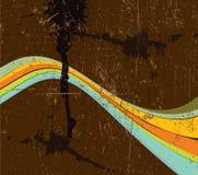 Dark_background Illustration de Vecteur