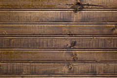 Dark background of painted wood Royalty Free Stock Images