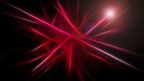 Dark background with red sharp stripes Stock Photo