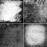 Dark backgrounds. Set of dark background, illustration vector illustration