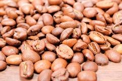 Dark beans Royalty Free Stock Photos