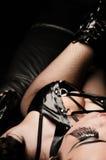 Dark Beauty Royalty Free Stock Image