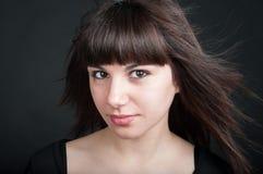 Dark beauty Stock Photography