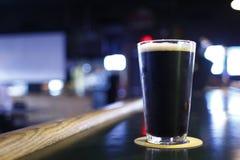 Dark beer Stock Photo
