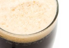 Dark beer Royalty Free Stock Photography