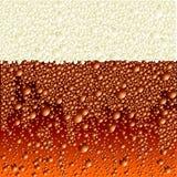Dark beer royalty free illustration