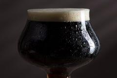 Dark beer Stock Photography