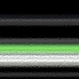 Dark black diamond like shapes, abstract background. Dark black, gray, white and phoshorescent colorful diamond like shapes with silvered shades, abstract stock illustration