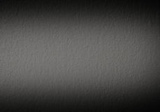 Dark black texture. Dark gray wall texture background with with abstract highlight Stock Photo