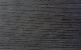 Dark black wood laminate Stock Photos
