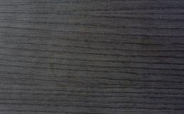 Dark black wood laminate Stock Photos