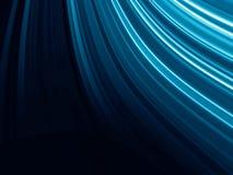 Dark blue abstract Stock Photo