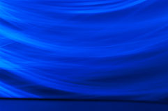 Dark blue abstract background Stock Images