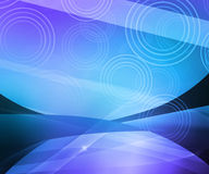 Dark Blue Abstract Background Stock Photos