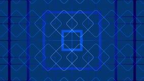 Dark blue abstract background, loop stock video