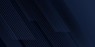 Dark blue abstract tech geometric modern background. Vector design