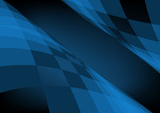 Dark blue background Stock Photos