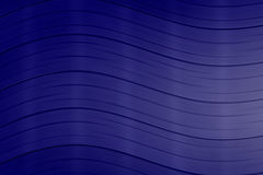 Dark Blue Background With Wavy Dark Lines Royalty Free Stock Photo
