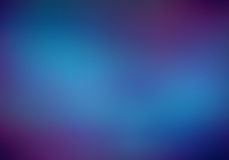 Dark blue blurred background with purple. Stock Photo