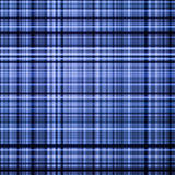 Dark blue colors grid background. Stock Photos