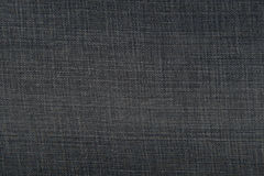 Dark blue denim jeans fabric texture for background Royalty Free Stock Image