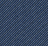 Dark blue denim. Pattern including seamless sample in swatch panel Stock Photo